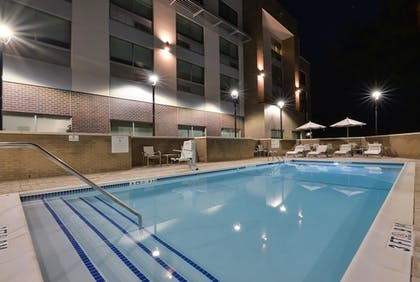 Outdoor Pool | Holiday Inn Express & Suites Charlotte - Ballantyne