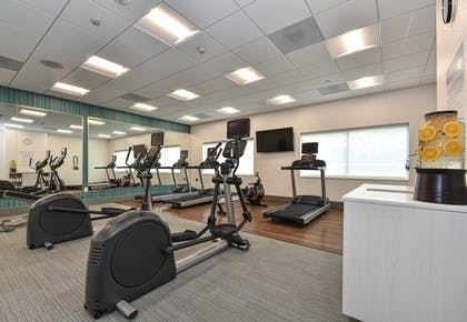 Fitness Facility | Holiday Inn Express & Suites Charlotte - Ballantyne