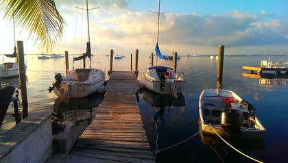View from Property | Key Largo Cottages