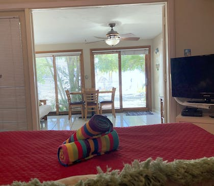View from Room | Key Largo Cottages