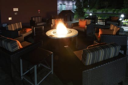BBQ/Picnic Area | Fairfield Inn & Suites by Marriott Philadelphia Valley Forge/Great Val