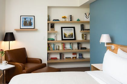 Guestroom | The Study Hotel at University City