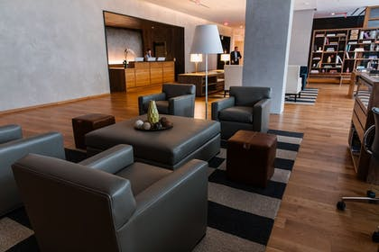 Lobby Sitting Area | The Study Hotel at University City