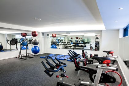 Fitness Studio | The Study Hotel at University City