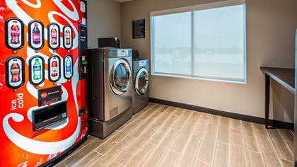 Laundry Room | Best Western Plus Bolivar Hotel & Suites