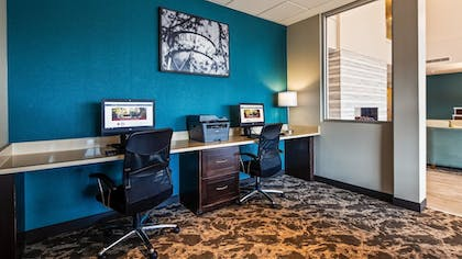 Business Center | Best Western Plus Bolivar Hotel & Suites