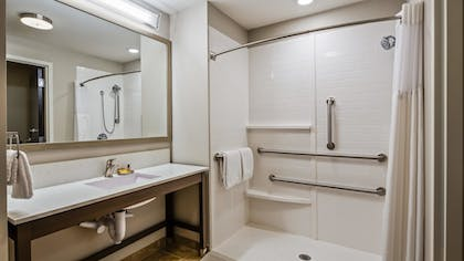 Bathroom | Best Western Plus Bolivar Hotel & Suites
