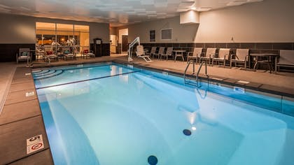 Indoor Pool | Best Western Plus Bolivar Hotel & Suites