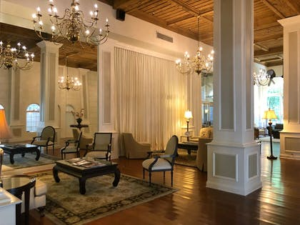 Lobby | Designer Decorated Palm Beach Hotel NEW