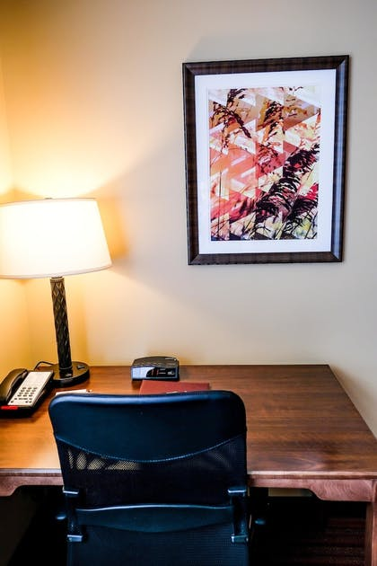 In-Room Business Center   Best Western Plus Dutch Haus Inn and Suites