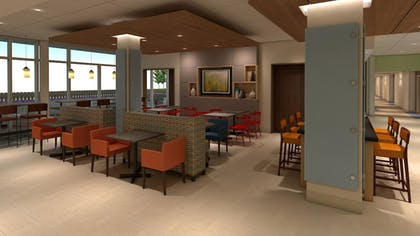 Restaurant | Holiday Inn Express And Suites Marion