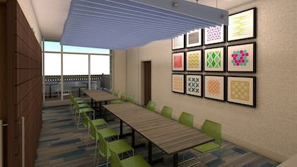 Meeting Facility | Holiday Inn Express And Suites Marion