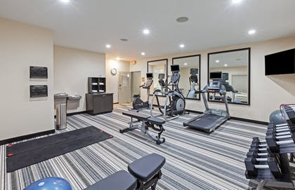 Fitness Facility | Candlewood Suites Houston - Pasadena