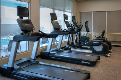 Sports Facility | TownePlace Suites by Marriott Cleveland Solon