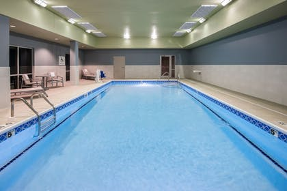 Indoor Pool | Holiday Inn Express & Suites Lexington W - Versailles