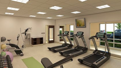 Fitness Facility | Holiday Inn Express & Suites Lexington W - Versailles