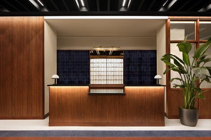 Check-in/Check-out Kiosk | Eaton DC
