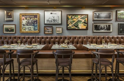 Food and Drink | Merrion Row Hotel and Public House