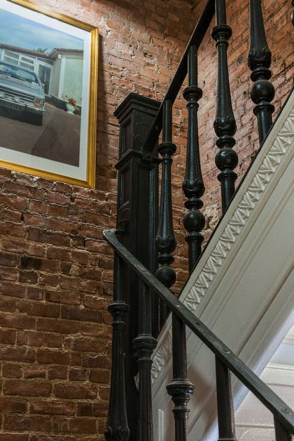 Staircase | Merrion Row Hotel and Public House