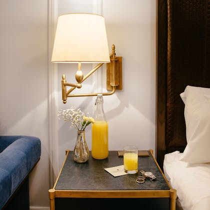 Guestroom | Merrion Row Hotel and Public House