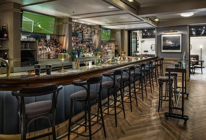 Hotel Bar | Merrion Row Hotel and Public House