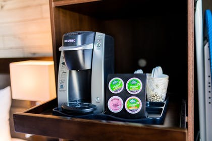 In-Room Amenity | The Fin Boutique Hotel