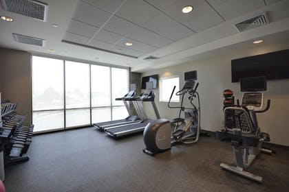 Gym | Home2 Suites by Hilton Portland Airport ME