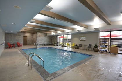Pool | Home2 Suites by Hilton Portland Airport ME