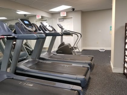 Fitness Facility | Suites at the Tahiti Village