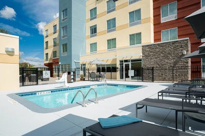 Outdoor Pool | Fairfield Inn & Suites by Marriott Shelby