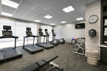 Fitness Facility | Fairfield Inn & Suites by Marriott Shelby