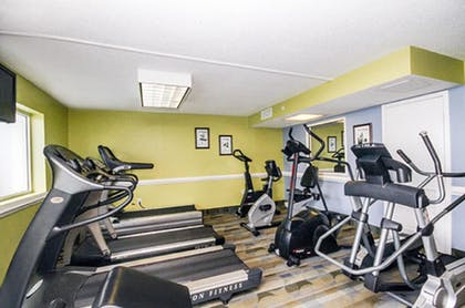 Fitness Facility | Camelot by the Sea by Elliott Beach Rentals