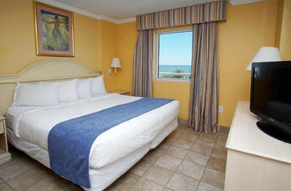 Guestroom | Camelot by the Sea by Elliott Beach Rentals