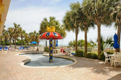 Childrens Pool | Camelot by the Sea by Elliott Beach Rentals