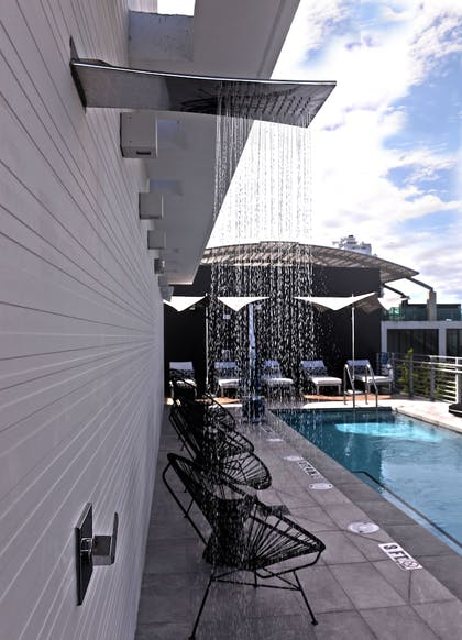Outdoor Pool | Sixty80 Design Hotel