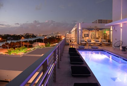 Rooftop Pool | Sixty80 Design Hotel