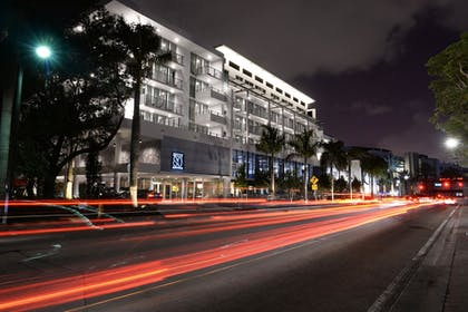 Hotel Front - Evening/Night | Sixty80 Design Hotel