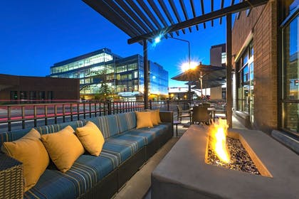 Fireplace | Hyatt Place Provo