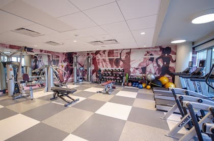 Fitness Facility | Texas A&M Hotel and Conference Center