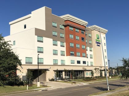 Exterior   Holiday Inn Express and Suites Houston Westchase - Westheimer