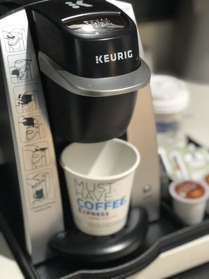 In-Room Coffee | Holiday Inn Express and Suites Houston Westchase - Westheimer