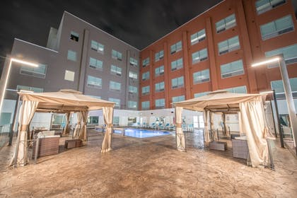 Pool   Holiday Inn Express and Suites Houston Westchase - Westheimer
