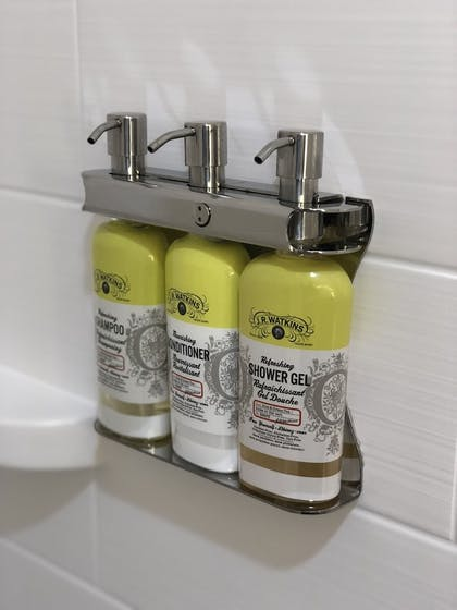 Bathroom Amenities | Holiday Inn Express and Suites Houston Westchase - Westheimer
