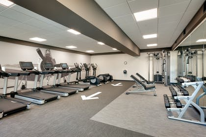 Fitness Facility | TownePlace Suites by Marriott Los Angeles LAX/Hawthorne