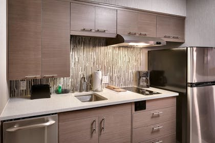 In-Room Kitchen | TownePlace Suites by Marriott Los Angeles LAX/Hawthorne