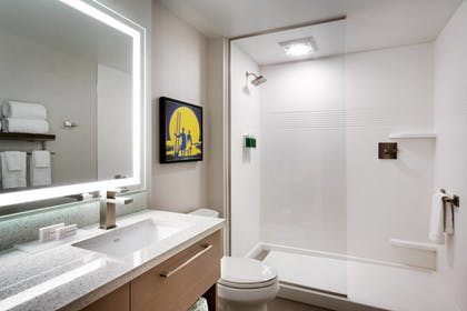 Bathroom | TownePlace Suites by Marriott Los Angeles LAX/Hawthorne