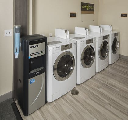 Laundry Room | Home2 Suites by Hilton Owasso, OK