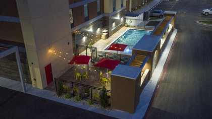 Outdoor Pool | Home2 Suites by Hilton Owasso, OK