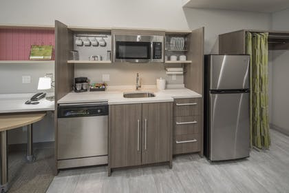 Private Kitchen | Home2 Suites by Hilton Owasso, OK
