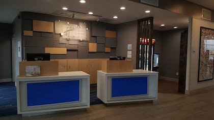 Lobby | Holiday Inn Express and Suites West Memphis